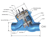 DFT® Y-Calibur® Silent Check Valves - 2