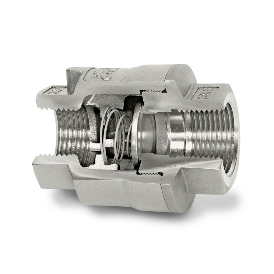 in-line check valve for cars